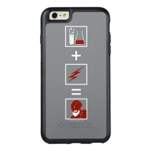 The Flash | Flash Equation OtterBox iPhone Case