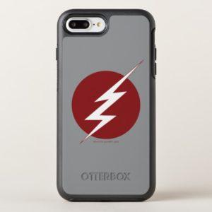 The Flash   Lightning Bolt Logo OtterBox iPhone Case