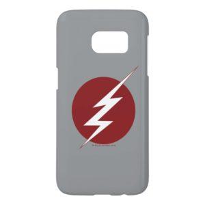 The Flash   Lightning Bolt Logo Samsung Galaxy S7 Case