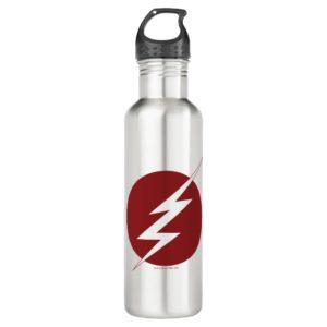 The Flash | Lightning Bolt Logo Stainless Steel Water Bottle