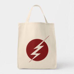 The Flash   Lightning Bolt Logo Tote Bag