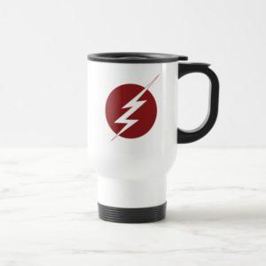The Flash | Lightning Bolt Logo Travel Mug