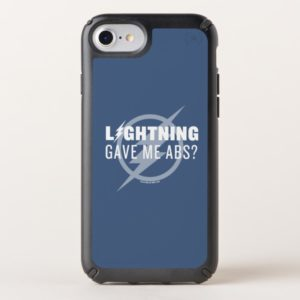 "The Flash | ""Lightning Gave Me Abs?"" Speck iPhone Case"