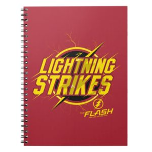 "The Flash | ""Lightning Strikes"" Graphic Notebook"