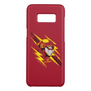 The Flash | My Whole Life I've Been Running Case-Mate Samsung Galaxy S8 Case