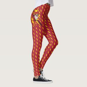 The Flash | My Whole Life I've Been Running Leggings