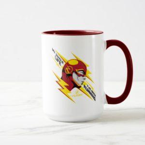 The Flash | My Whole Life I've Been Running Mug