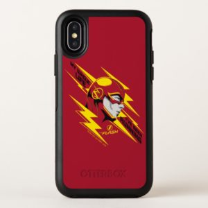 The Flash | My Whole Life I've Been Running OtterBox iPhone Case
