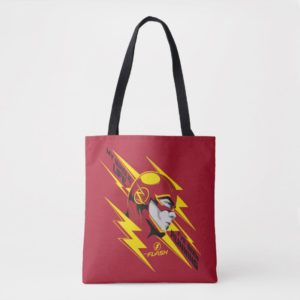 The Flash | My Whole Life I've Been Running Tote Bag