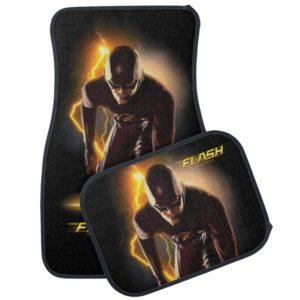 The Flash | Sprint Start Position Car Floor Mat