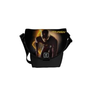 The Flash | Sprint Start Position Courier Bag