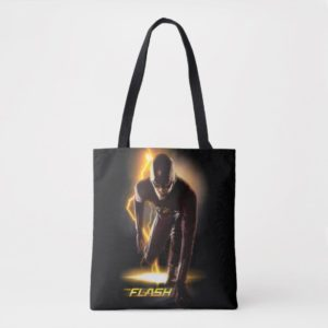 The Flash | Sprint Start Position Tote Bag