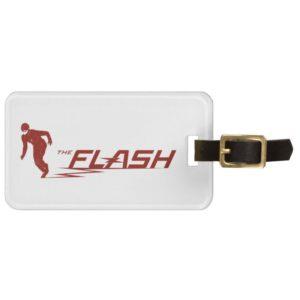 The Flash | Super Hero Name Logo Bag Tag
