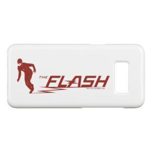 The Flash | Super Hero Name Logo Case-Mate Samsung Galaxy S8 Case