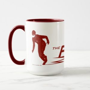 The Flash | Super Hero Name Logo Mug
