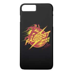 The Flash   The Fastest Man Alive Case-Mate iPhone Case