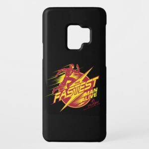 The Flash | The Fastest Man Alive Case-Mate Samsung Galaxy S9 Case