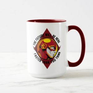 "The Flash | ""The Future Will Be Here"" Mug"