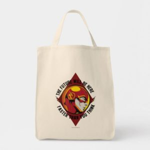 "The Flash | ""The Future Will Be Here"" Tote Bag"