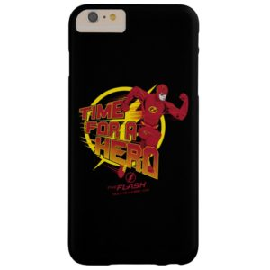 "The Flash | ""Time For A Hero"" Graphic Case-Mate iPhone Case"