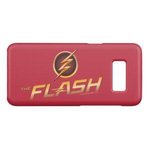 The Flash   TV Show Logo Case-Mate Samsung Galaxy S8 Case