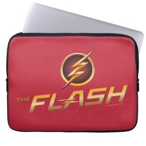 The Flash | TV Show Logo Computer Sleeve