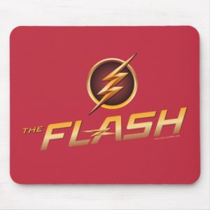 The Flash | TV Show Logo Mouse Pad