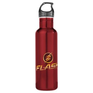 The Flash | TV Show Logo Stainless Steel Water Bottle