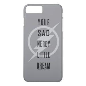 "The Flash | ""Your Sad Nerdy Little Dream"" Case-Mate iPhone Case"