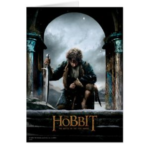 The Hobbit - BILBO BAGGINS™ Movie Poster