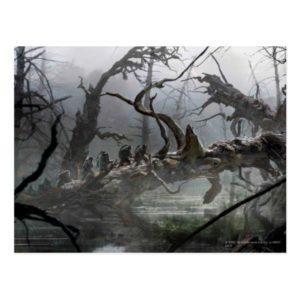 The Hobbit: Desolation of Smaug Concept Art 4 Postcard