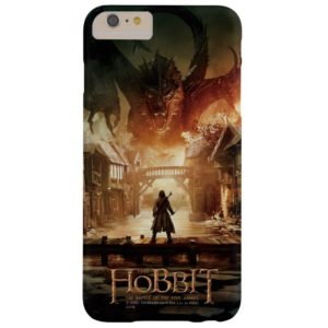 The Hobbit - Laketown Movie Poster Case-Mate iPhone Case