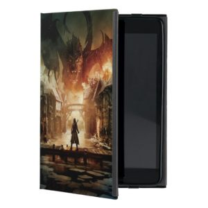 The Hobbit - Laketown Movie Poster iPad Mini Cover