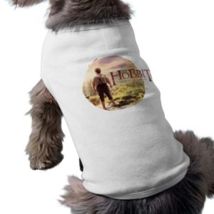 The Hobbit Logo with BAGGINS™ Back Shirt
