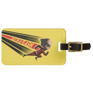 The Incredibles 2 | Dash - Back in a Flash Bag Tag