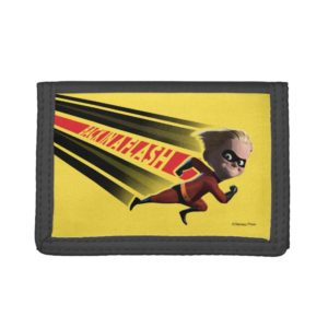 The Incredibles 2 | Dash - Back in a Flash Trifold Wallet