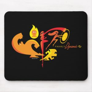 The Incredibles 2 | Family Dynamic Mouse Pad
