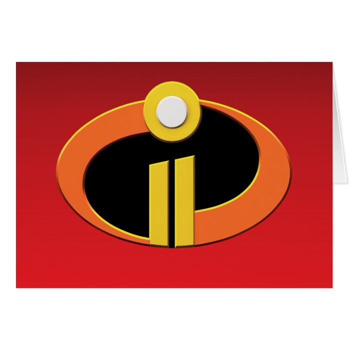 The Incredibles 2 | Logo - Custom Fan Art