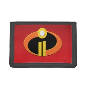 The Incredibles 2 | Logo Tri-fold Wallet