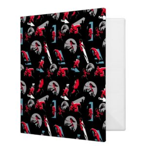 The Incredibles 2 | The Incredibles Pattern 3 Ring Binder