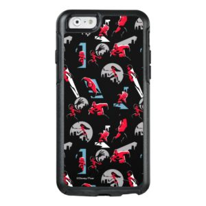 The Incredibles 2 | The Incredibles Pattern OtterBox iPhone Case