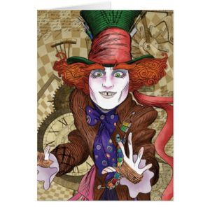 The Mad Hatter | Mad as a Hatter