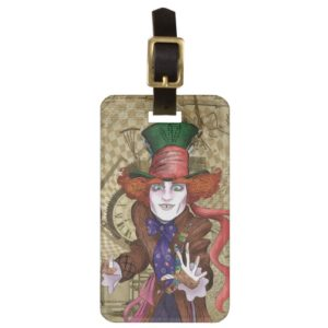 The Mad Hatter | Mad as a Hatter 2 Bag Tag