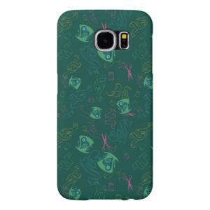 The Mad Hatter Pattern Samsung Galaxy S6 Case