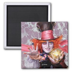 The Mad Hatter | You're all Mad Magnet