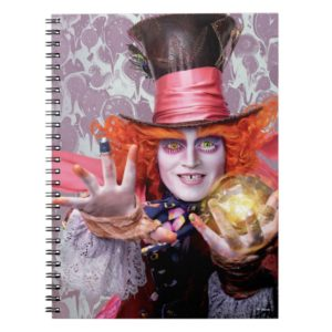 The Mad Hatter | You're all Mad Notebook