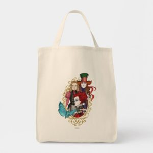 The Queen, Alice & Mad Hatter 2 Tote Bag