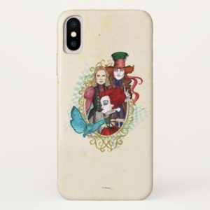 The Queen, Alice & Mad Hatter 3 Case-Mate iPhone Case
