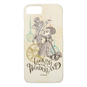 The Queen & Mad Hatter   Looking for Wonderland 3 Case-Mate iPhone Case