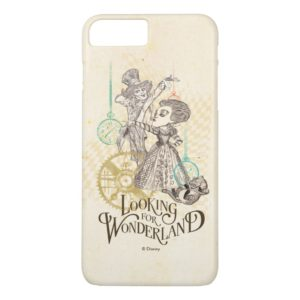 The Queen & Mad Hatter | Looking for Wonderland 3 Case-Mate iPhone Case